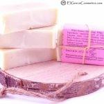 white natural donkey milk soap-07