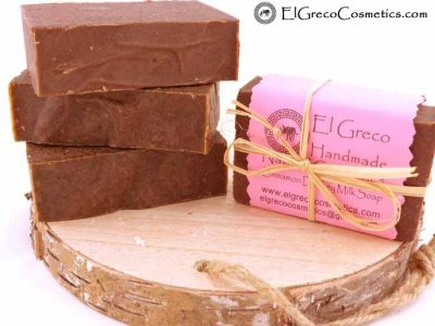 Cinnamon Donkey milk Soap