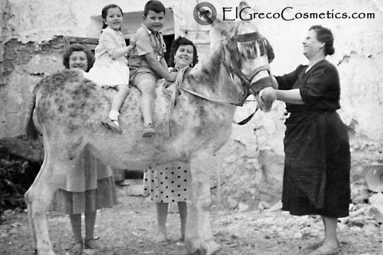 donkey milk soap benefits