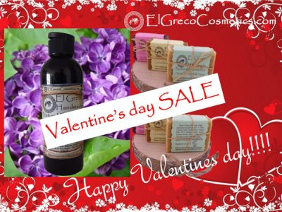 Valentine's day SALE Combi Facial and Body Care