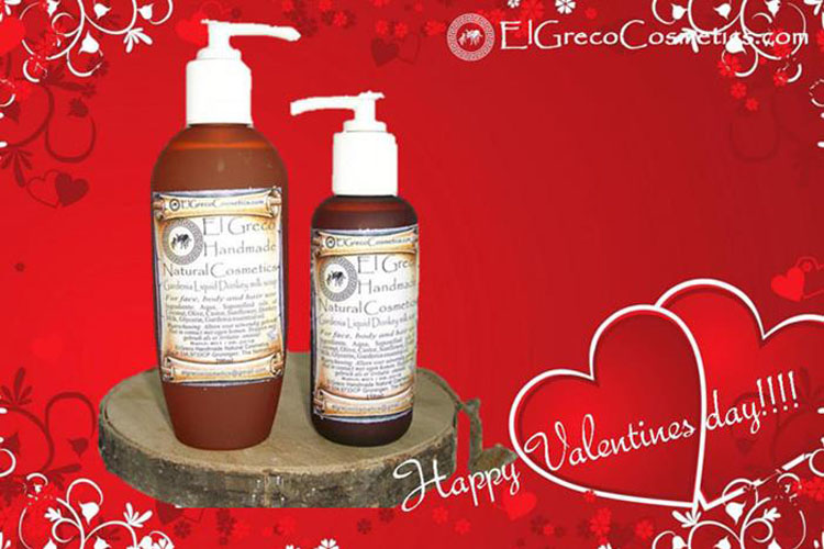 Why El Greco Cosmetics Liquid Donkey Milk soap