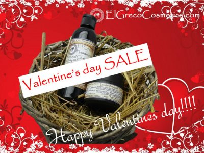 Valentines day SALE Facial and Body Care