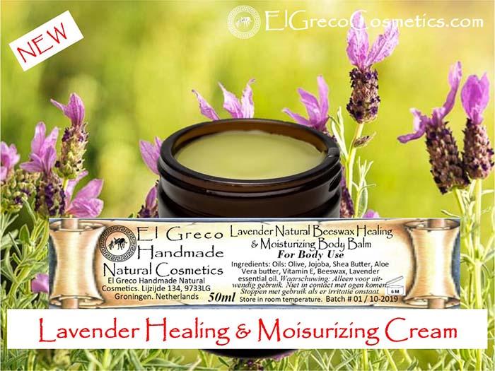 Honeysuckle Natural Healing and moisturizing Cream 50ml_06